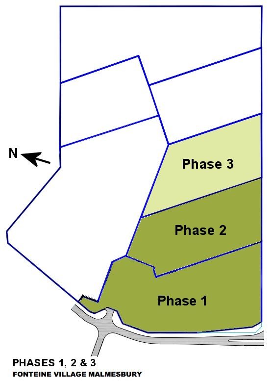 Click to enlarge Phase 2 site plan